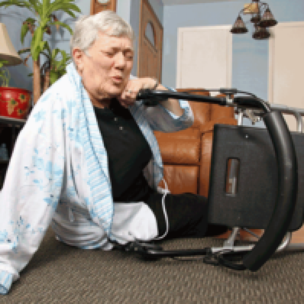 Falls & Injuries in Akron, Ohio Nursing Homes